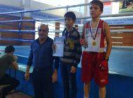 Первенство СКФО по боксу среди юношей 15-16 лет